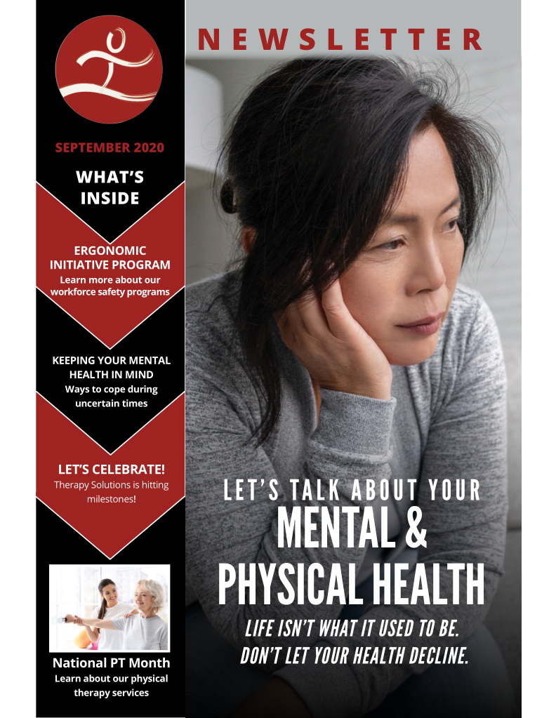 Let's Talk About Your Mental & Physical Health